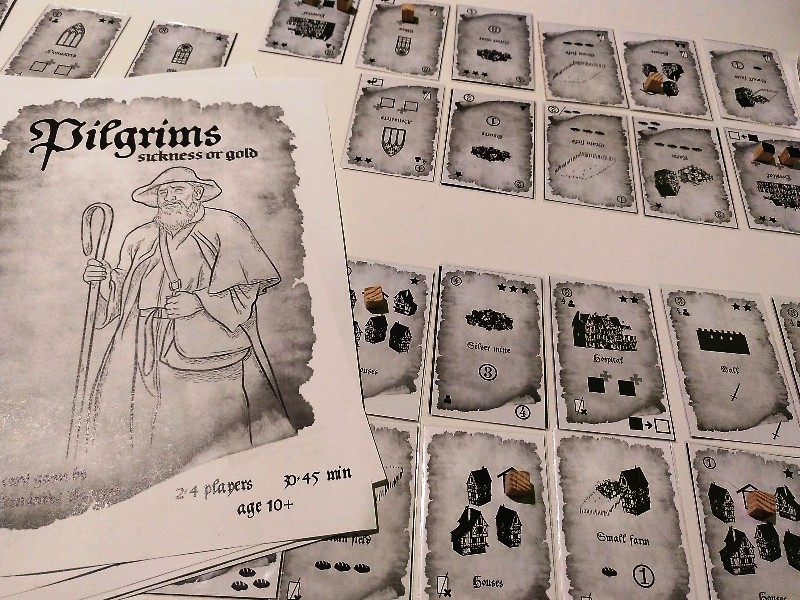 pilgrims amphora games protos y playas
